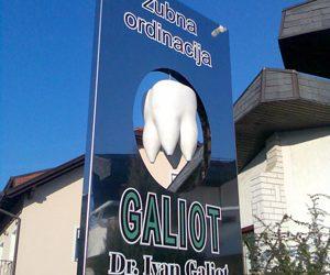 STOMATOLOŠKA ORDINACIJA GALIOT