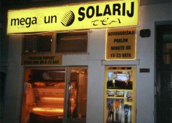 SOLARIJ U ZAGREBU